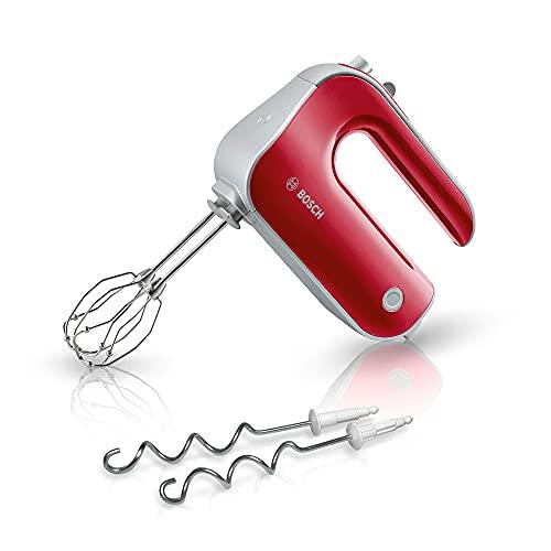 Bosch MFQ40303 Styline Batidora y Amasadora, 500 W, color rojo