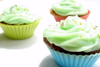 Cupcakes de Pera