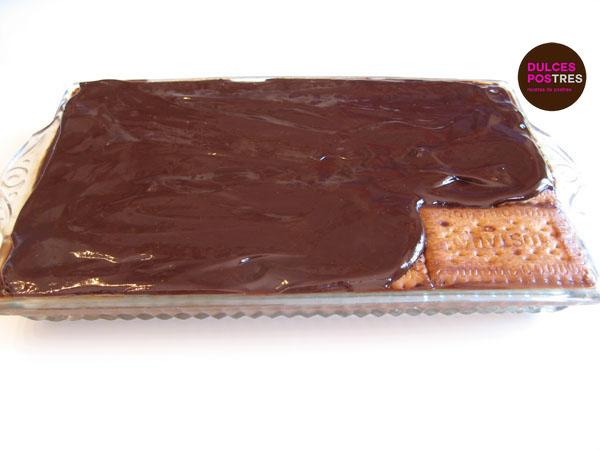 Cobertura chocolate