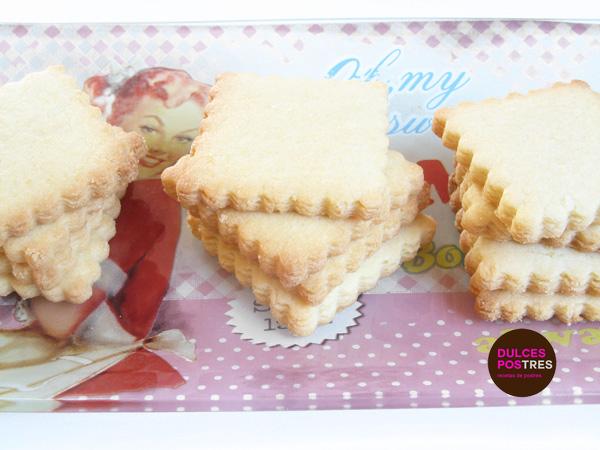Masa sablée para galletas