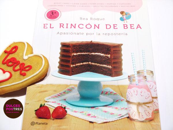 El libro de Bea Roque - Portada