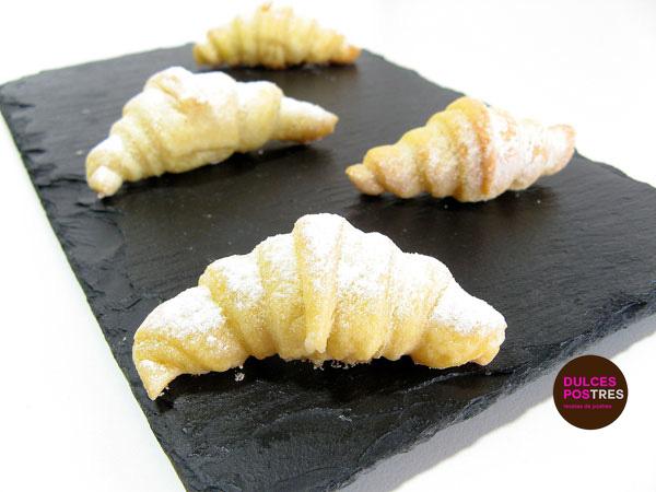 Presentación Mini Croissants