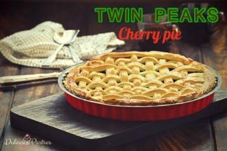 Receta de Twin Peaks cherry pie - Dulcespostres.com