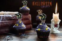 Receta Cupcakes de Halloween