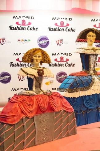 Barroco Cakes lo mejor del Madrid Fashion Cake