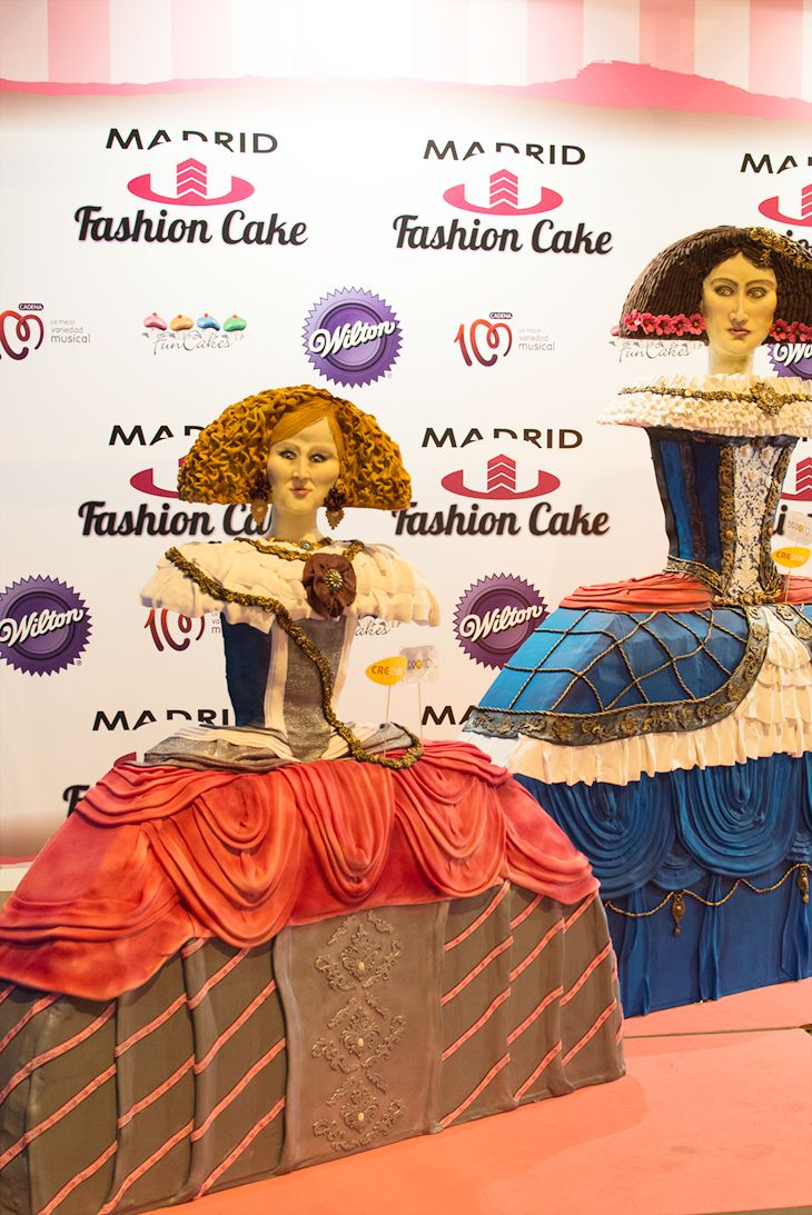 Barroco Cakes figuras