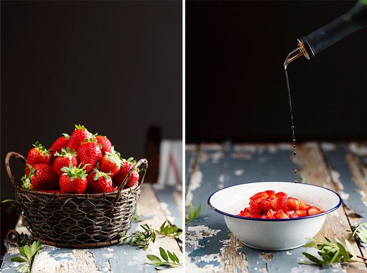 Ejemplo de Fotografía gastronómica