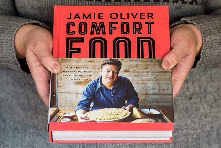 Jamie Oliver's Comfort Food 100 recetas imprencisdibles