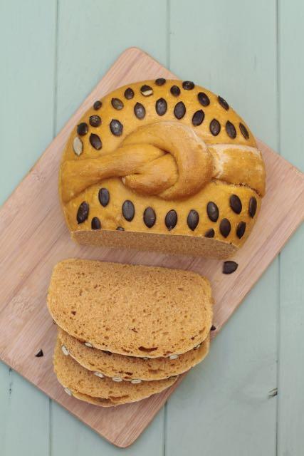 Pan de calabaza - Pumpkin Bread