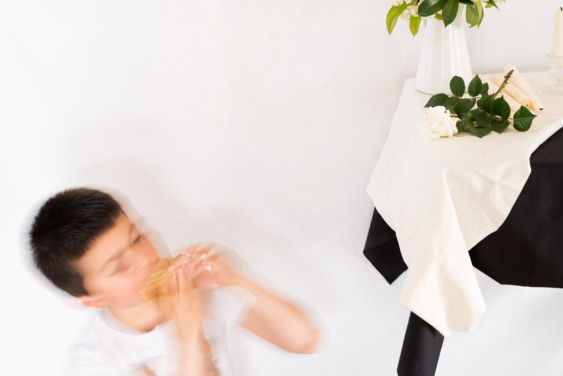 A escondidas Bundt cake de naranja