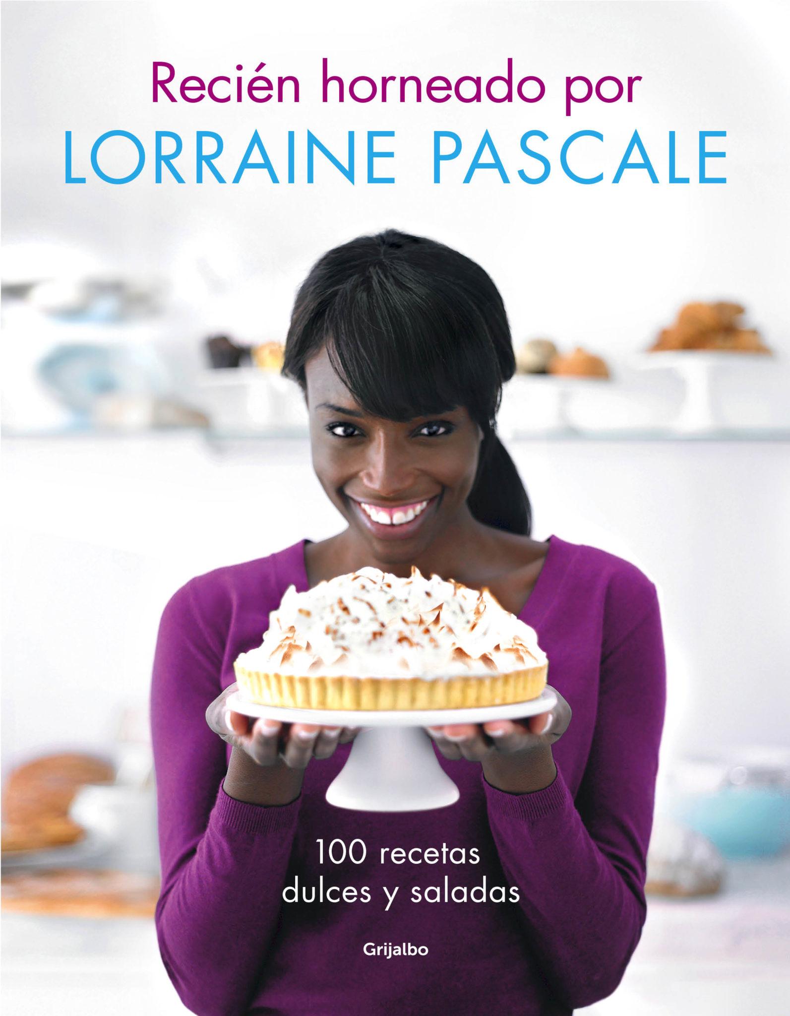 Lorraine Pascale recién horneado