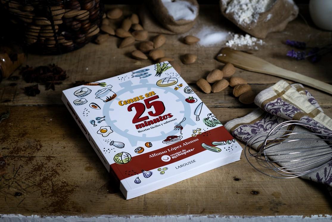 Nuevo libro de Alfonso Lopez de Recetas de rechupete