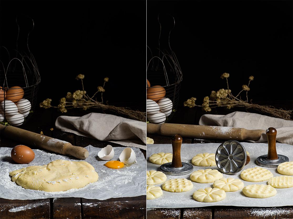 Estampadores para galletas sin gluten