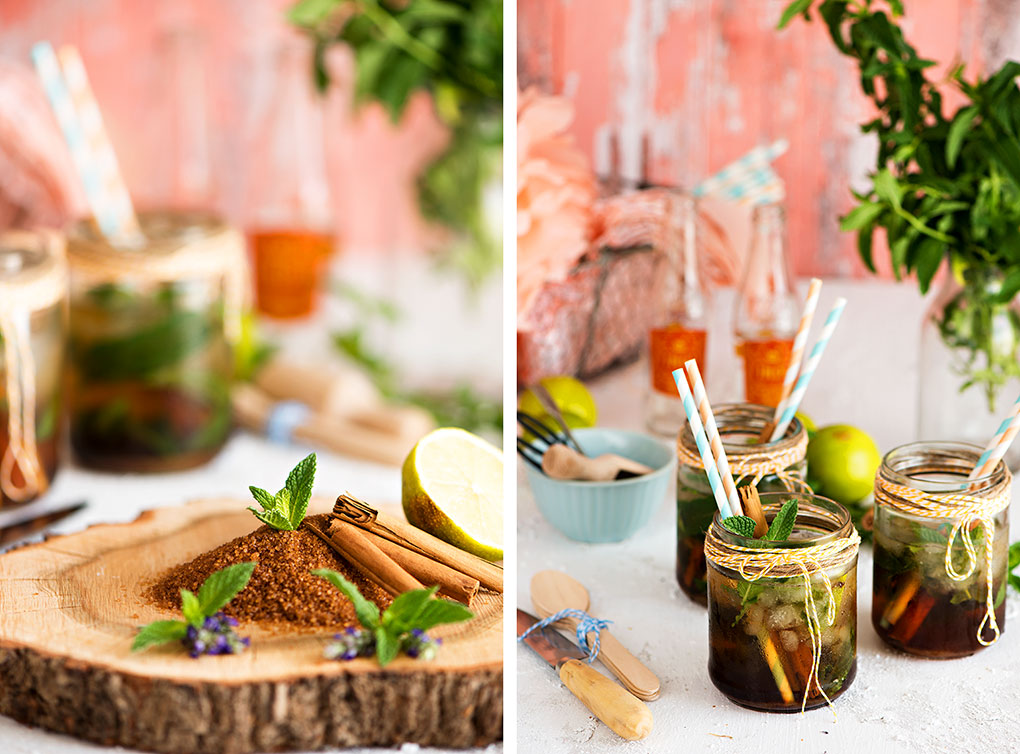 Receta de Mojito casero - Blog Cocinando con mi carmela