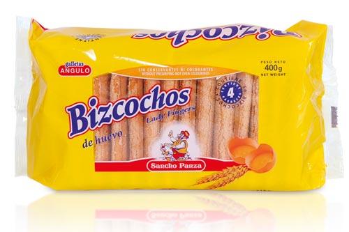 Bizcochos Sancho Panza