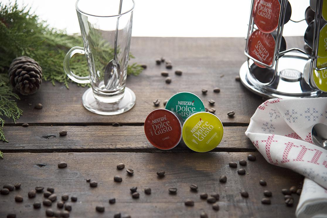 Cápsulas de café Lungo NESCAFÉ® Dolce Gusto