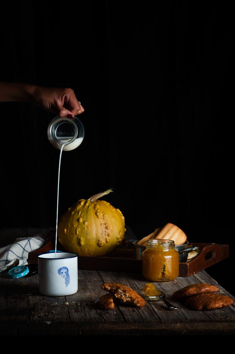 receta casera de mermelada de calabaza